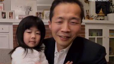 'I Prayed!' Minari Director Lee Isaac Chung's Daughter, 7, Celebrates Dad's Golden Globe Win