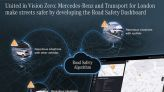 Innovating for safer roads in London: Mercedes-Benz Road Safety Dashboard