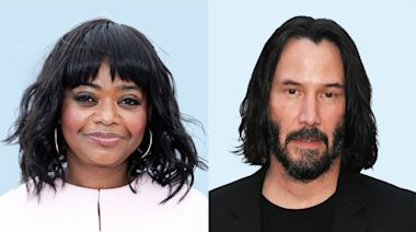 Octavia Spencer Shares Why She Broke Down in Tears Over Keanu Reeves' Birthday Tribute