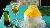 日式剉冰配肉鬆、埋蜂蜜蛋糕 板橋「晴子冰室」很有哏