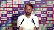 Supporters rally against England team racist abuse