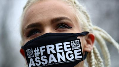 Julian Assange Could be Sentenced To Up To 175 Years in Prison