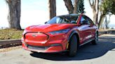 2021 Ford Mustang Mach-E review: A glimpse at the future