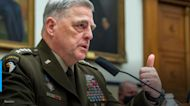 Top U.S. general Milley confirms 'very concerning' Chinese hypersonic weapons test