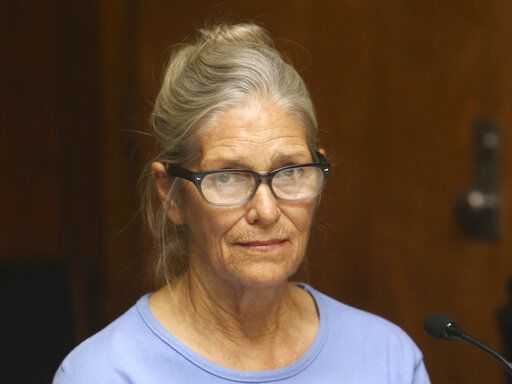 Charles Manson Follower Leslie Van Houten Again Denied Parole By Gov. Gavin Newsom