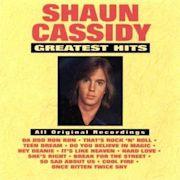 Greatest Hits (Shaun Cassidy album)