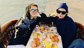"Ashley Benson Celebrates Her 30th Birthday With Cara Delevingne in Morocco: ""I Love You"""