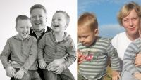 Widowed Dad Raises Sons Using Bucket List Late Wife Created For Them