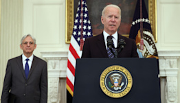 Fund the police? Pushed by Biden, Democrat mayors divided how to use COVID money to fight crime