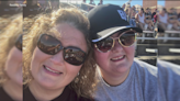 Mother and daughter celebrate graduating together from Evangel University