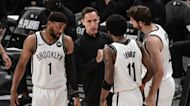 Harris, Nash, Griffin look ahead to Nets vs Bucks Game 4 | Nets New Conference