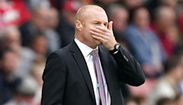 Sean Dyche: No need for panic as Burnley's first win of league season continues