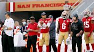 49ers QB Jimmy Garoppolo suffers calf injury and could be out 1-3 weeks - Dr. Matt