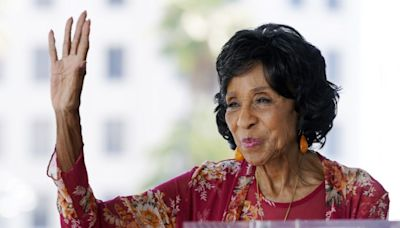 Marla Gibbs is 'doing great' after startling fans during Walk of Fame ceremony
