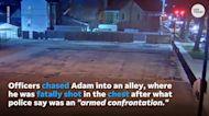 13-year-old Adam Toledo Chicago police shooting, bodycam video released