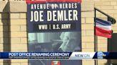 Port Washington Post Office renamed in honor of WWII veteran