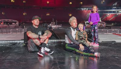 Pink gets real about balancing stardom with family in trailer for new documentary