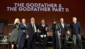 Francis Ford Coppola Says 'The Godfather' Wouldn't Get Made Today