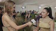 Sunisa Lee on Her Olympic Gold Met Gala Look