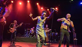 Concerts by Cimafunk & Afro-Cuban All Stars Showcase Cuban Music's Ongoing Evolution