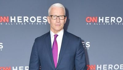 Anderson Cooper opens up about realising and accepting he was gay: 'One of the great blessings of my life'