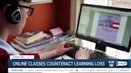Online summer classes counteract pandemic learning loss