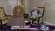 Aransas Pass PD learning to adapt; helping those with certain conditions