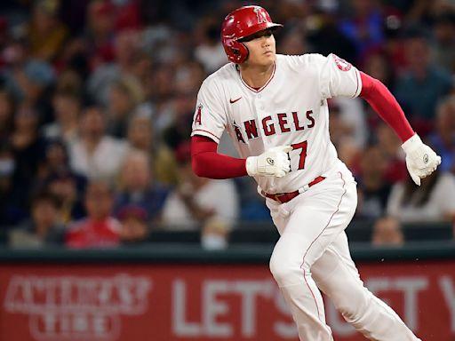 【影】MLB》天使戰勝太空人免於被橫掃 大谷翔平沒什麼攻擊機會但獲3保送還有1盜壘