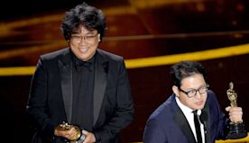 Parasite Makes History with Best Original Screenplay Win at 2020 Oscars