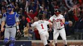 Braves Walk-Off Against Dodgers 3-2 to Take Game One of NLCS
