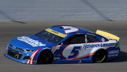 Streaking Kyle Larson Nearing Milestone Season after NASCAR Cup win at Kansas