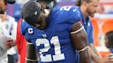 Giants S Jabrill Peppers out for season with ACL injury