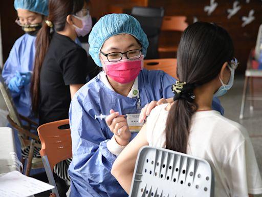 南投教職員疫苗只打到國小 國高中還在等待中央核撥中