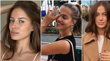 Everything You Need to Know About Brad Pitt's Model Ex-Girlfriend, Nicole Poturalski