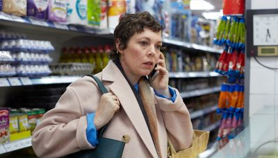 Olivia Colman: Working with Anthony Hopkins on 'The Father' was 'one of the easiest jobs ever' (exclusive)