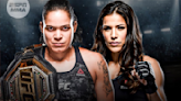 Amanda Nunes and Julianna Pena react after title fight booking at UFC 265 | BJPenn.com