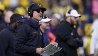 Michigan's coach talks about 'tremendously special' matchup with MSU
