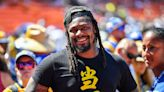Hennessy shots and a lot of swearing: Marshawn Lynch on 'Manningcast' was epic