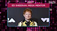 Ed Sheeran Is Announced as The Voice's Season 21 Mega Mentor