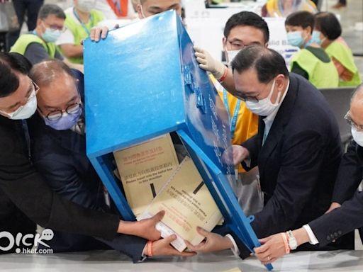 【選委會選舉】選管會發表報告調查選委會選舉問題 建議優化派票點票流程 - 香港經濟日報 - TOPick - 新聞 - 政治