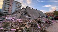 Searches Underway in Turkey for Earthquake Survivors