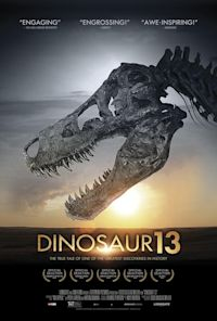 Dinosaur 13 (2014, PG)