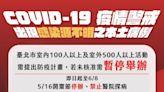 最新【台北市快篩Q&A】台灣本土個案激增•柯文哲啟動「準第三級」防疫 加強免費快篩•「強烈建議」不要群聚