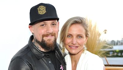 Benji Madden Praises Cameron Diaz on Behalf of Their Daughter Raddix for Mother's Day: 'We Are Grateful'