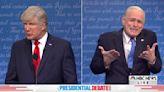 'SNL' lampoons presidential debate, Rudy Giuliani in cold open