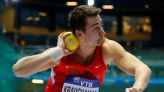 Belarusian medallist, facing crackdown at home, clings to Olympic comeback dream