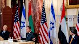 One year in, the Abraham Accords don't address Israel's most existential problem | Trudy Rubin