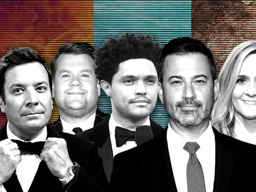 'I don't want to die': Kimmel, Colbert, Noah and other TV hosts to bring climate- change fight to the mainstream on Wednesday night