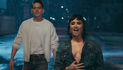 Demi Lovato and G-Eazy Address Past Problems In Powerful Music Video for New Song 'Breakdown'
