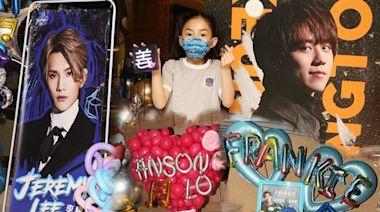 MIRROR演唱會丨「鏡巷」應援物逼爆Star Hall 8歲小姜糖即場唱團歌《IGNITED》 | 蘋果日報